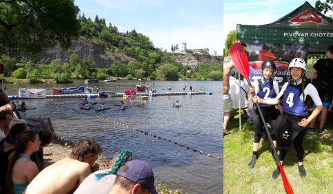 Mezinárodní turnaj v kanoepolu Praha, 2016